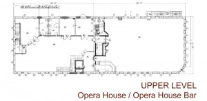 Upper Level Plans for the Butler Building